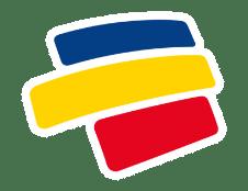 Isotipo de bancolombia