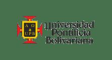 Logo Universidad Pontífica Bolivariana